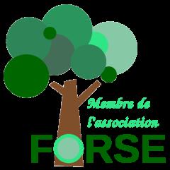 "Logo ""Membre de l'association FORSE"""